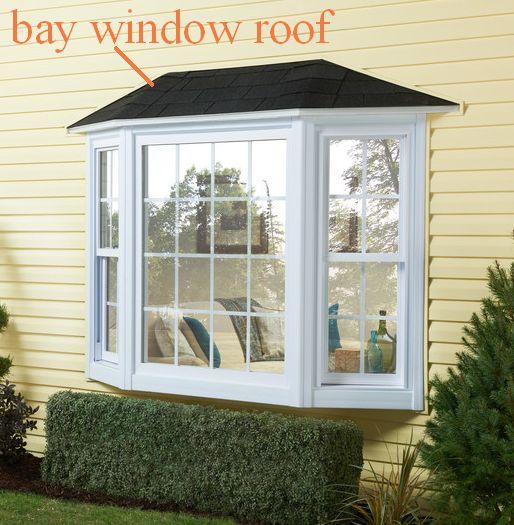 Bow Window Outside