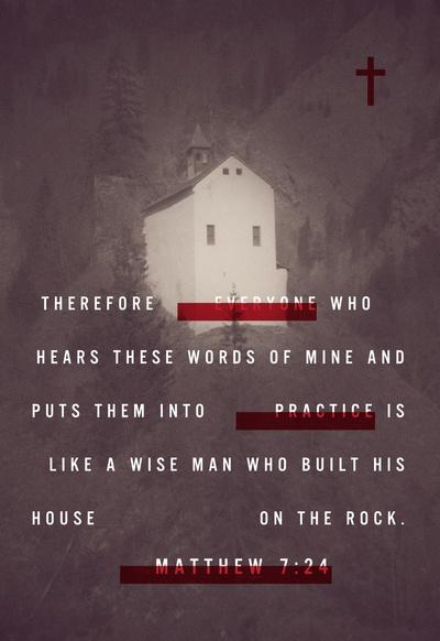 House On The Rock Art Print