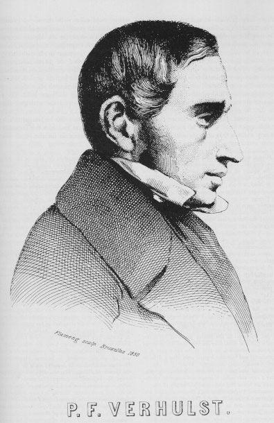 Pierre François Verhulst