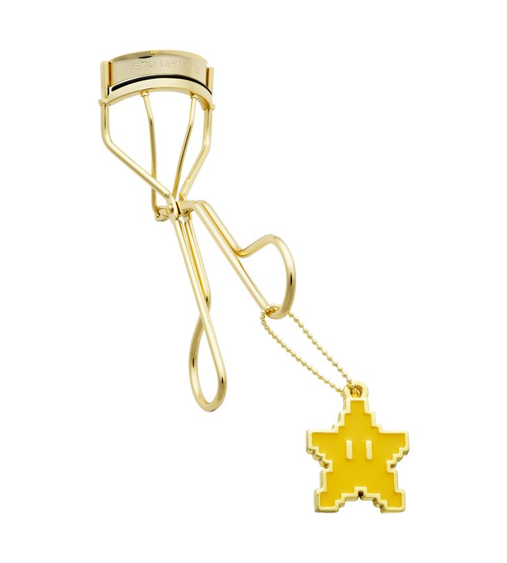 Limited edition eyelash curler - Super Mario Bros. - shu uemura art of beauty