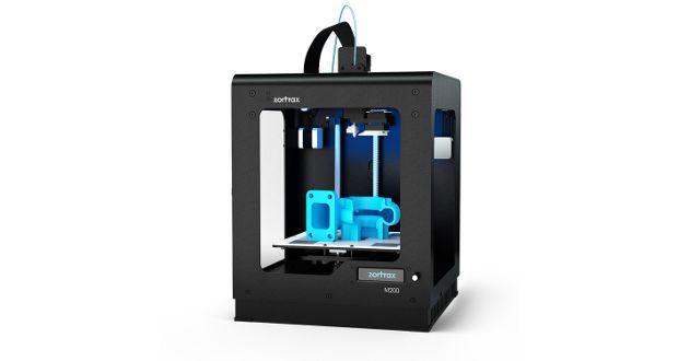 La Zortrax M200 est une imprimante 3D polonaise Plug&play