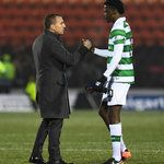 Brendan Rodgers hails Dedryck Boyata after Celtic's 3-0 win over Albion Rovers - SkySports