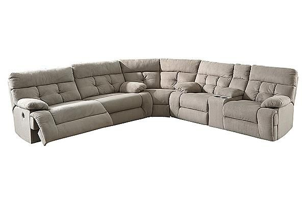 The Overly 3 Piece Sectional from Ashley Furniture