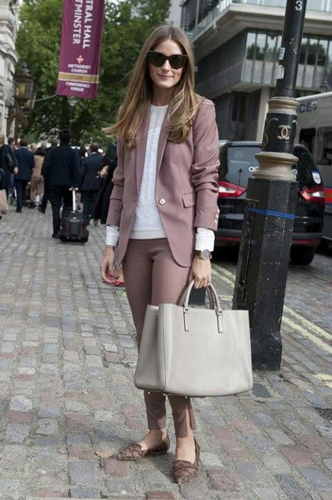 Bussines look - Olivia Palermo