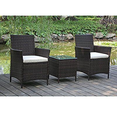 Patio Rattan Outdoor Garden Furniture