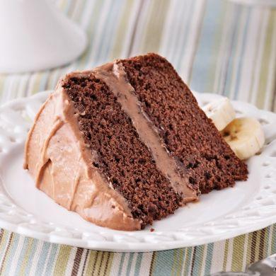 Gâteau choco-banane - Recettes - Cuisine et nutrition - Pratico Pratique