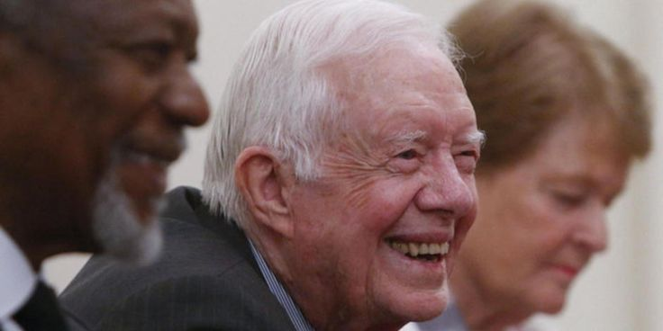 """Former President Jimmy Carter is fighting cancer with grace. He revealed there is melanoma on his brain and went through radiation Thursday. His treatment includes pembrolizumab, a drug approved just last year. Dr. David Agus, who leads the Westside Cancer Center at the University of Southern California, joins """"CBS This Morning"""" to discuss Carter's prognosis."""