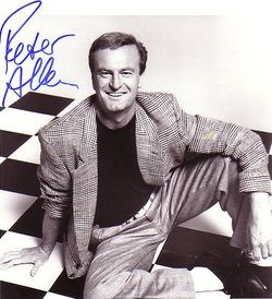 Peter Allen 1944 - 1992.  48; musician.