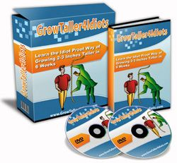 Grow Taller 4 Idiots ~ Best Selling Grow Taller Program -  	Grow Taller 4 Idiots ~ Best Selling Grow Taller Program   	    	Grow Taller 4 Idiots used by thousands of people who have solved their problem.   	Question: 	Grow Taller 4 Idiots Program Really Work? Read My Grow Taller 4 Idiots System Review. Is this Grow Taller 4 Idiots really for you?... - http://buytrusts.com/downloads/exercise-fitness/grow-taller-4-idiots-best-selling-grow-taller-program