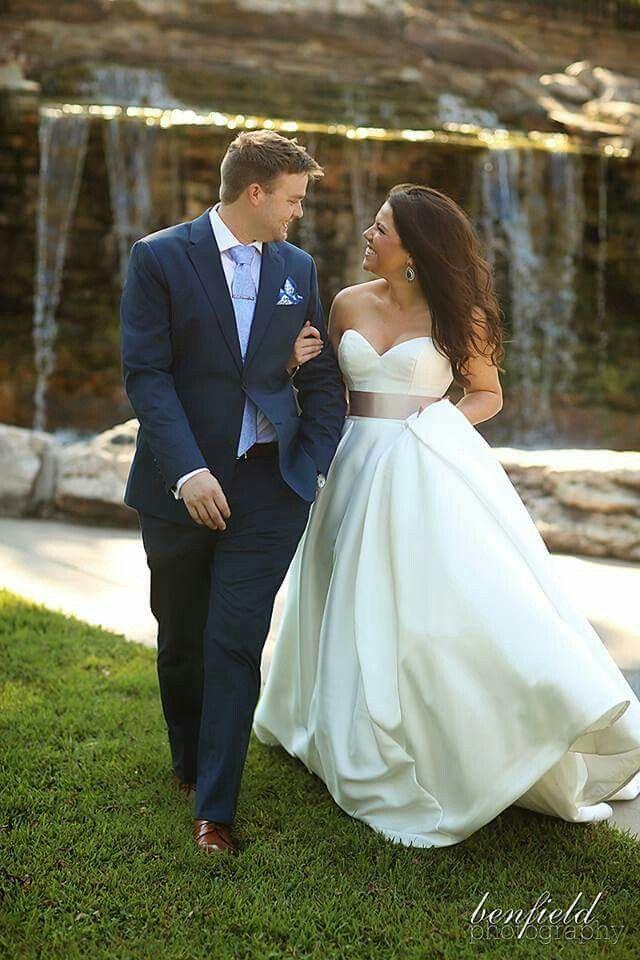 Dillion and Amy (Duggar) King wedding