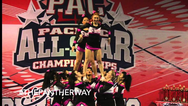 Panther Cheer Athletics | Aftermath Open Level 6 at ATC 2015 | Richmond, BC