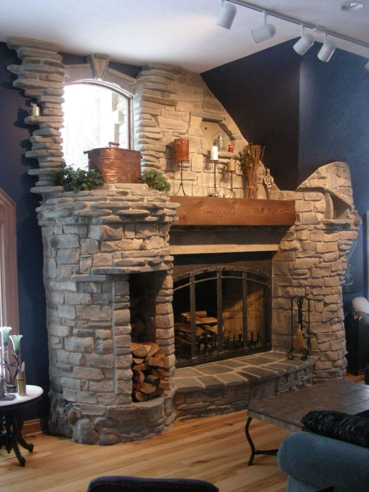Interior:Wonderful Antique Stone Fireplace Mantels Decoration Ideas With Laminate Flooring Ideas For Interior Design Living Room Stone Fireplace Mantel Shelf Going Back to the Era of the Stone Fireplace Mantels