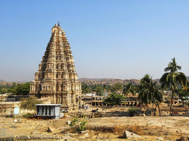 Vijayanagara, Inde
