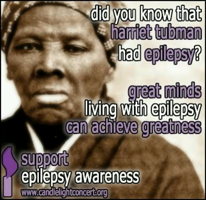 Famous Quotes By Harriet Tubman: 261 Best Epilepsy Images On Pinterest