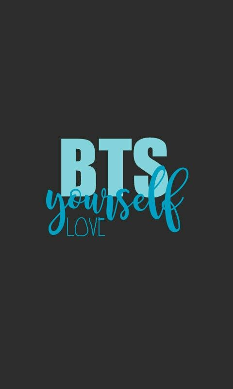Love Yourself Wallpaper Iphone : BTS Love Yourself Wallpaper ? Bangtan Pinterest