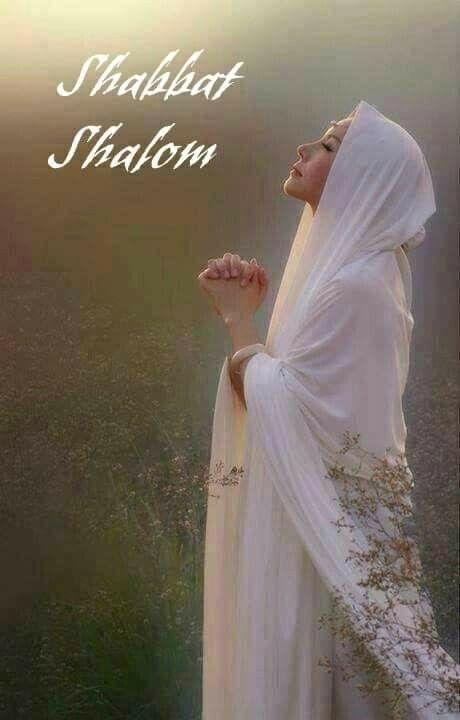 Shabbat Shalom.....