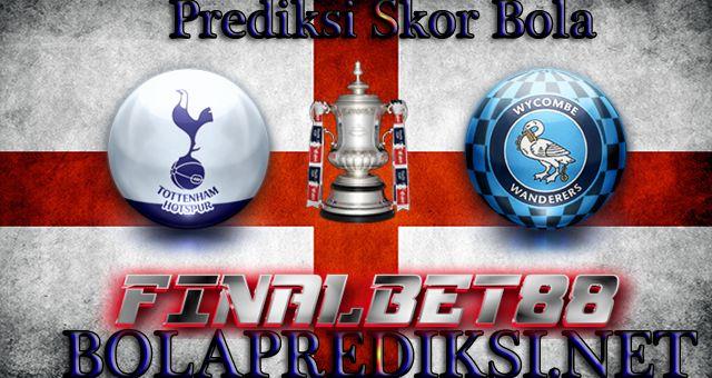 Prediksi Tottenham Hotspur vs Wycombe Wanderers 28 Januari 2017