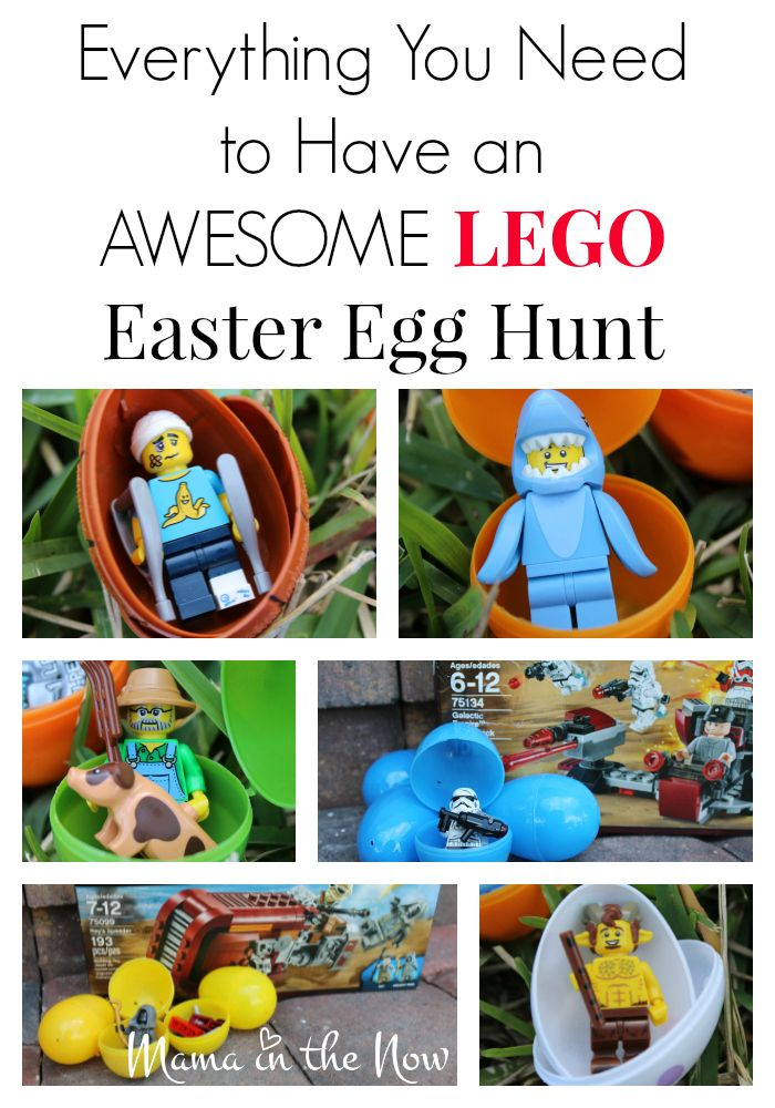 Awesome Lego Easter Egg Hunt Ideas Easter Eggs Awesome