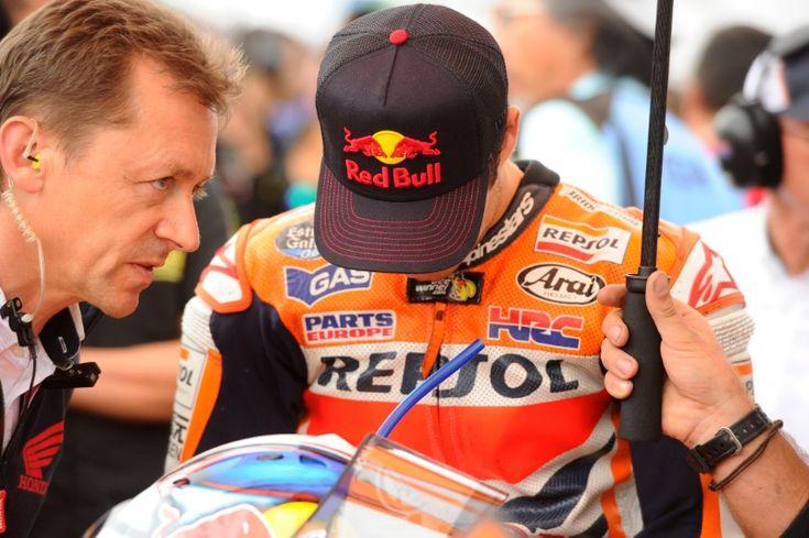 Pedrosa, Leitner Aragon MotoGP Race 2014