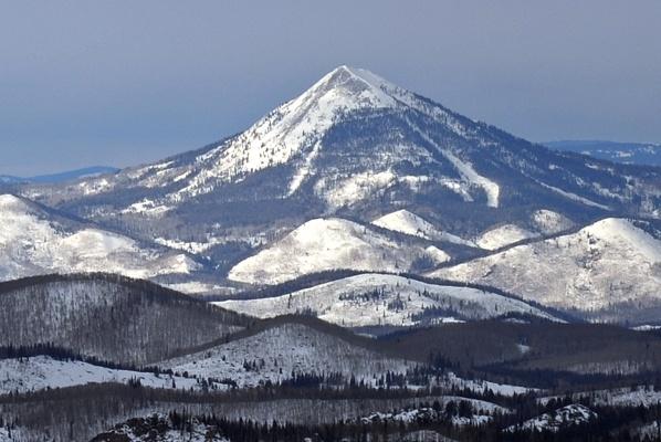 hahn's peak.: Awesome Photo