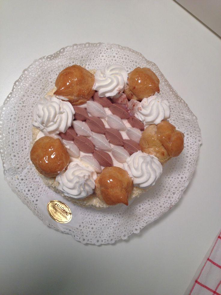 Torta Saint Honore - Pasticeria Pellorini