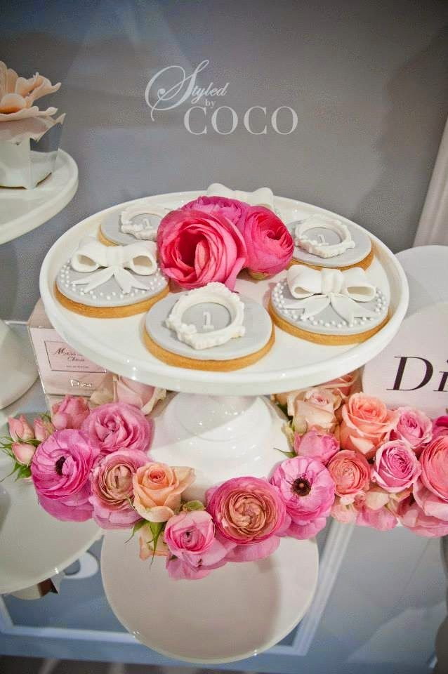 Dior thymed party