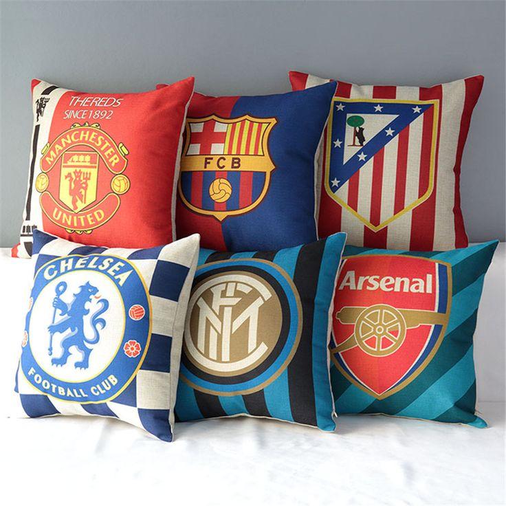 #aliexpress, #fashion, #outfit, #apparel, #shoes #aliexpress, #Square, #World, #Football, #Clubs, #Pattern, #Soccer, #emoji, #Cotton, #Linen, #Cushion, #Decorative, #Throw, #Pillow, #Chair, #Decor