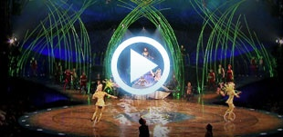 Amaluna~ newest Cirque creation and it is finally coming to the US!!!!