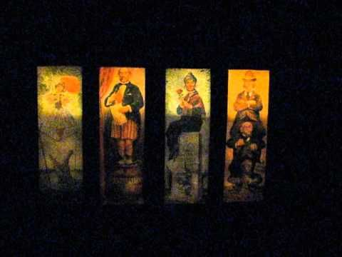 18x24 Limited Edition Haunted Mansion Stretching Portraits with attraction music.