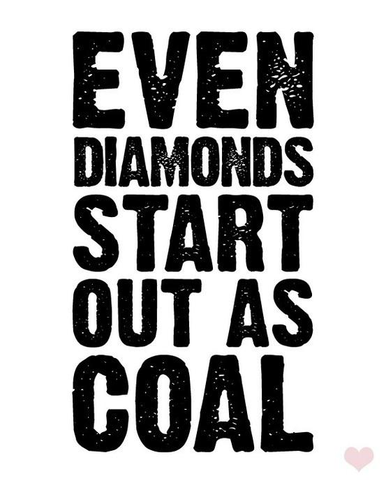 Even diamonds...  ZsaZsa Bellagio: Cool, Chic & Glam Ma'am.