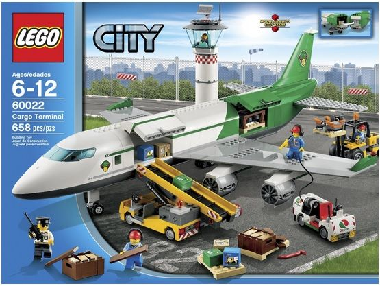 Lego City Airplane Sets
