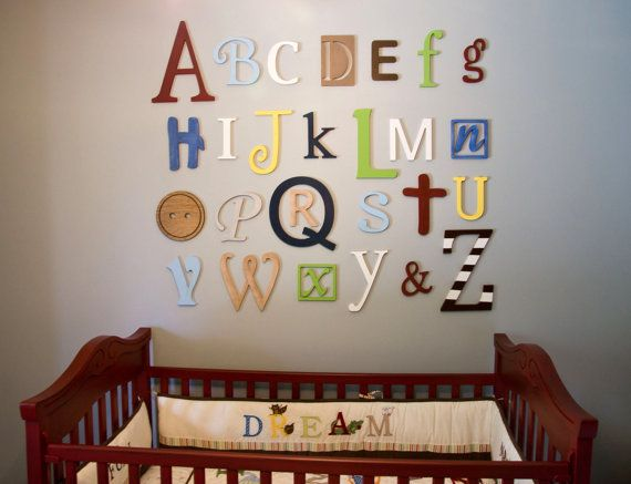 1000 Images About Abc S Room On Pinterest Alphabet