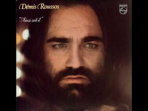 Demis Roussos - Tes Yeux Me Disaient Adieu