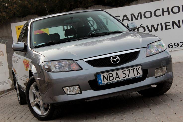 Mazda 323F 1.6 16V