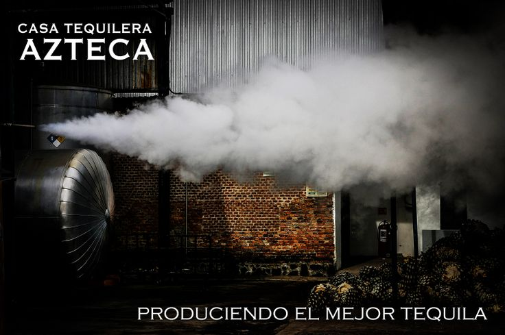 Empezamos este 2014 a todo vapor, produciendo el mejor Tequila!!!  We started this 2014 full steam, producing the best Tequila!!!