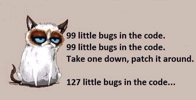 LIFE AS A PROGRAMMER. I know a few people who can relate to this.