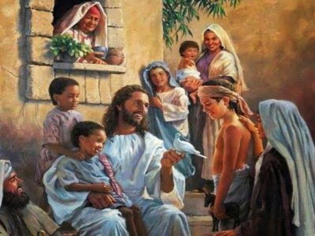 JEZUS en MARIA Groep.: WORDEN ALS EEN KIND..//.Wie rijk wil zijn van hart, moet arm worden van geest. De waarde van de mens ligt niet in de eerste plaats in zijn geestelijke vermogens (verstand, redeneervermogen...) maar in zijn emotionele vermogens (het vermogen om Liefde te geven en te ontvangen, het vermogen om zich in de situatie en het lijden van de medemens in te leven, enzovoort. God heeft de mens allerlei gaven en vermogens geschonken opdat hij deze goed zou gebruiken: om hen in…