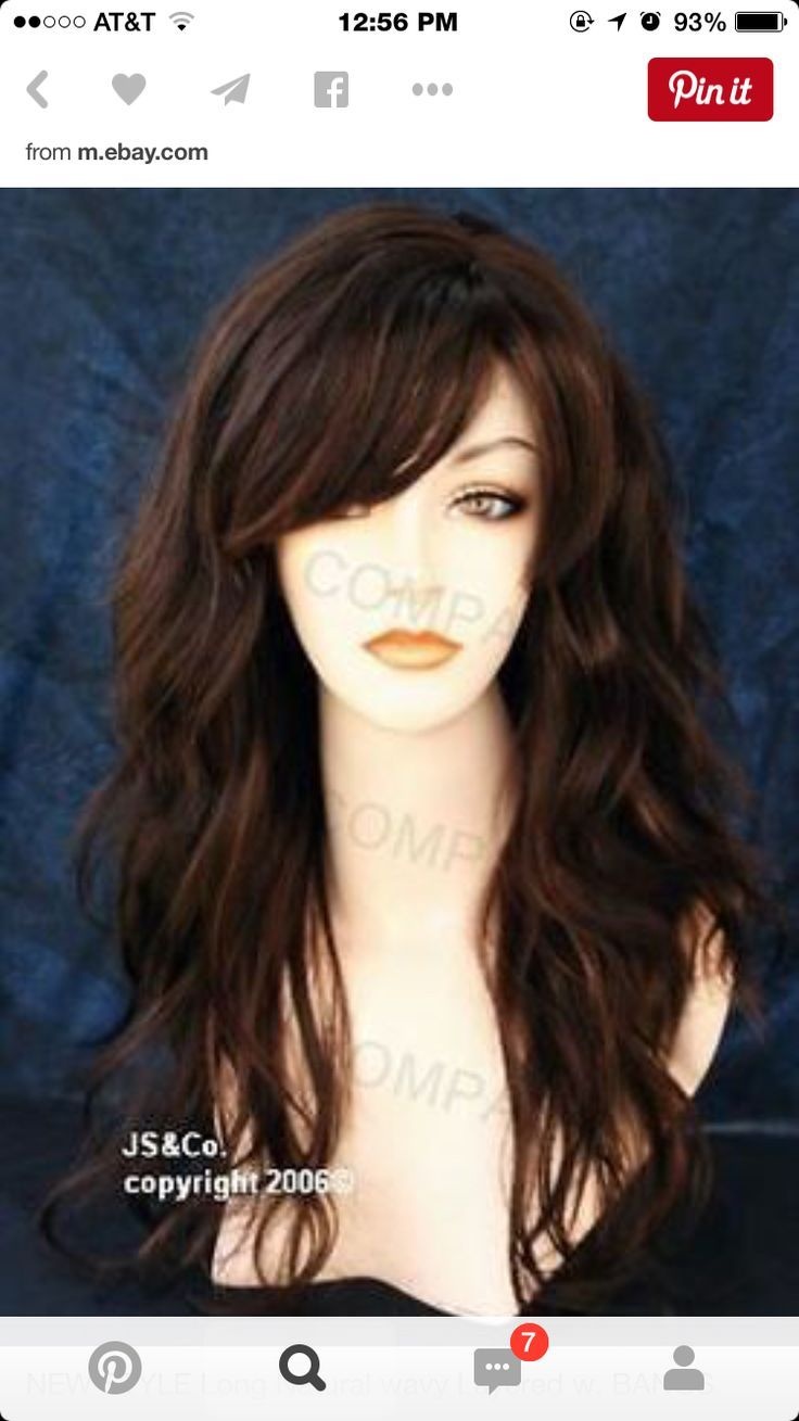 Haircuts And Hairstyles With Images Long Hair Styles Hair Styles Wavy Hair