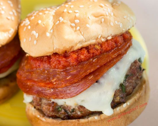 17 Best images about Burgers on Pinterest | Cheddar ...