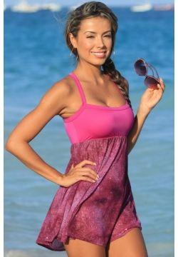 Skirtinis :: Spanish Swim Dress - Swimwear, Women's Swimsuits, Bathing Suits, Bikinis