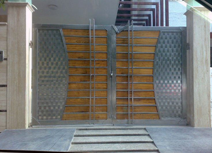 17 Best Images About Steel Gates On Pinterest