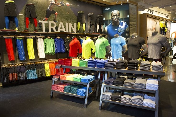 under armour store displays - Google Search
