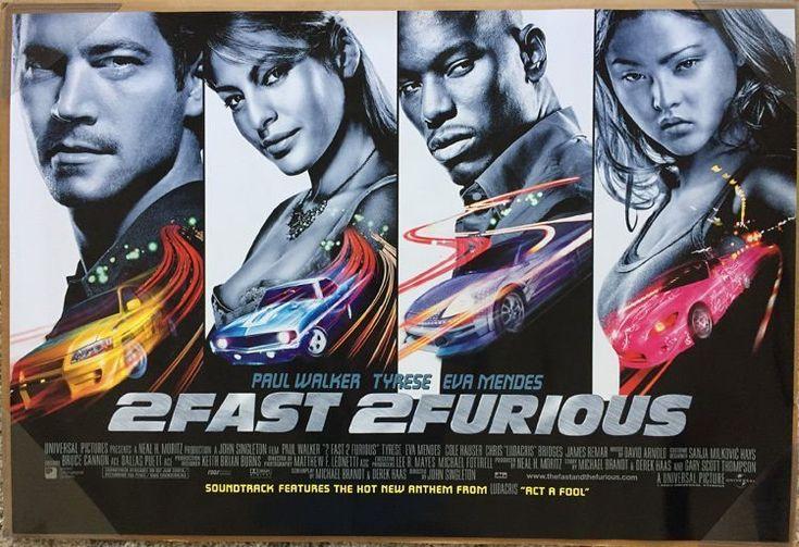 2 Fast 2 Furious (2003) Dual Audio [Hindi+English] Blu-Ray