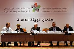 Syria: Anything But Politics - The State of Syria's Political Opposition