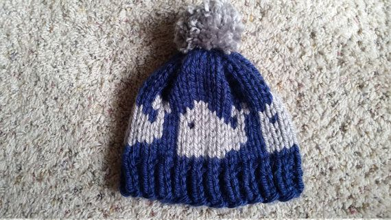 Check out this item in my Etsy shop https://www.etsy.com/listing/289959957/knit-fair-isle-whale-hat-ready-to-ship
