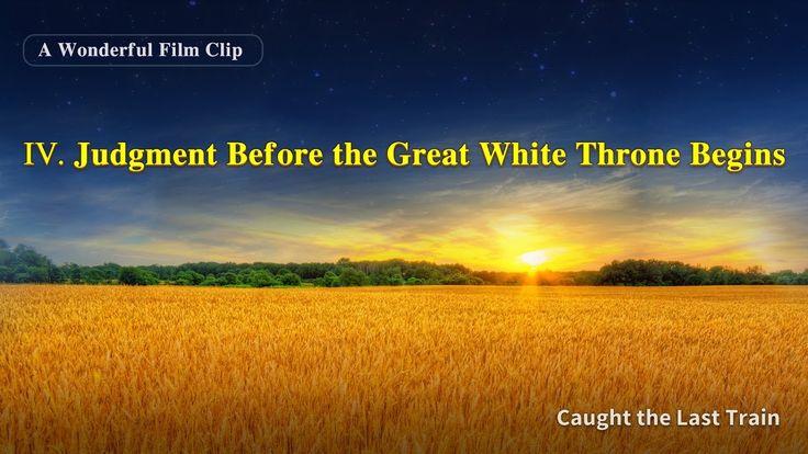 "Gospel Movie clip ""Caught the Last Train"" (4) - Judgment Before the Grea..."