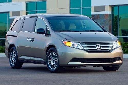 2013 Honda Odyssey Passenger Minivan