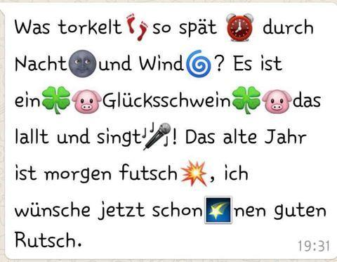 WhatsApp: die schlimmsten Neujahrsgrüße | STERN….