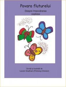 Poveste terapeutica – Povara fluturelui O povestire despre copilul impovarat cu grijile altora.  Poveste terapeutica pentru copii cu varsta cuprinsa intre 4 si 10 ani.  http://jucarii-vorbarete.ro/produs/povara-fluturelui/