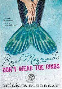 Настоящие русалки не носят кольца на пальцах - Хелен Боудруа